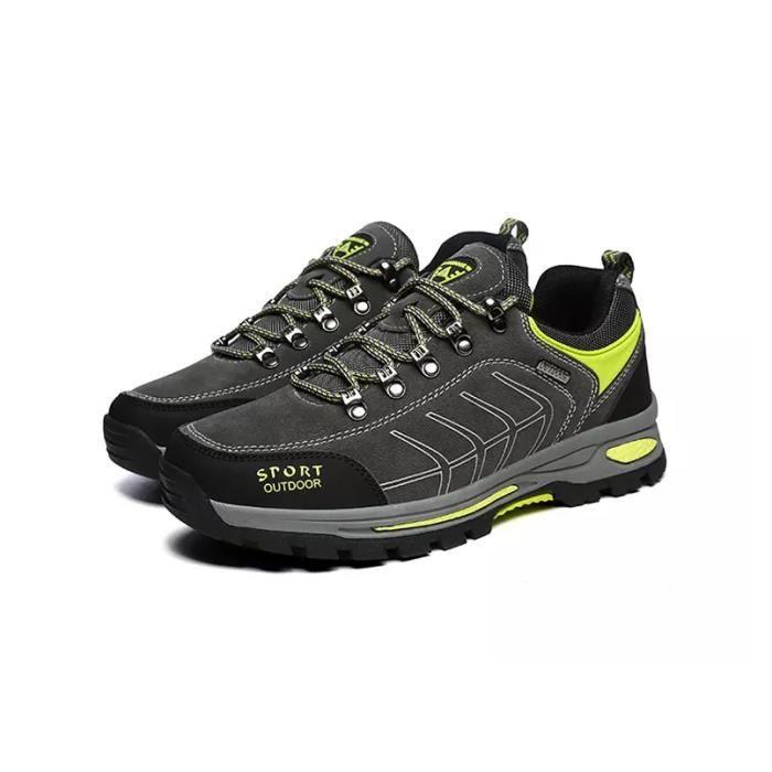 Basket Chaussures de randonnée anti-usure pour hommes chaussures de course confortables eNlVBb6LJ
