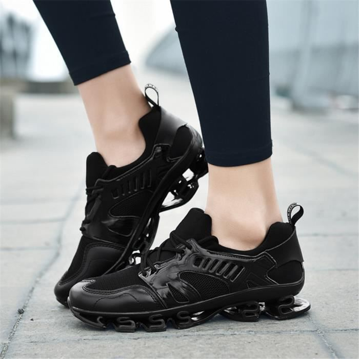 Chaussures Baskets Durable Super Sneakers Extravagant Respirant Confortable Grande Femme Taille Loisirs1 Personnalité n0OPwk