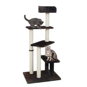 arbre a chat solide et stable