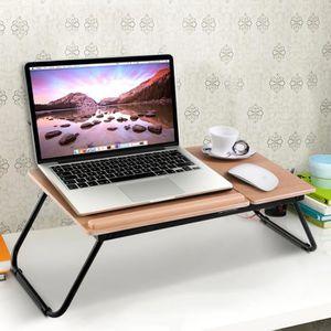 table de lit pour ordinateur portable achat vente pas. Black Bedroom Furniture Sets. Home Design Ideas