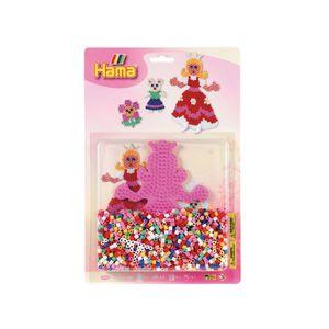 perle hama princesse achat vente jeux et jouets pas chers. Black Bedroom Furniture Sets. Home Design Ideas