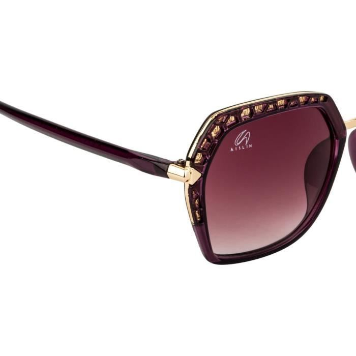 Premium Ultra Light Over-sized Sunglasses For (multiple Color Variants) (size : 55 Mm) (as-9018-80-p ND5K0