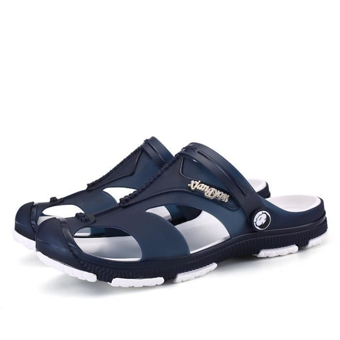 Chaussures oisif imperméables Sandal Chaussures hommes F3xUEmI