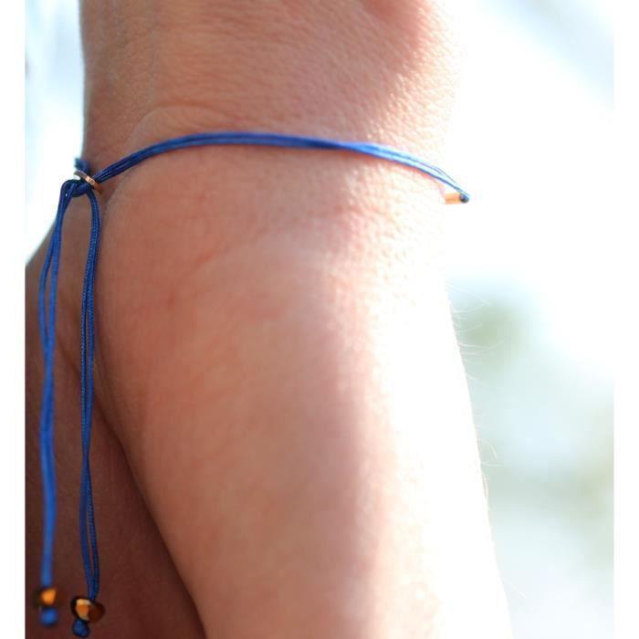 Bracelet Helin doré rose