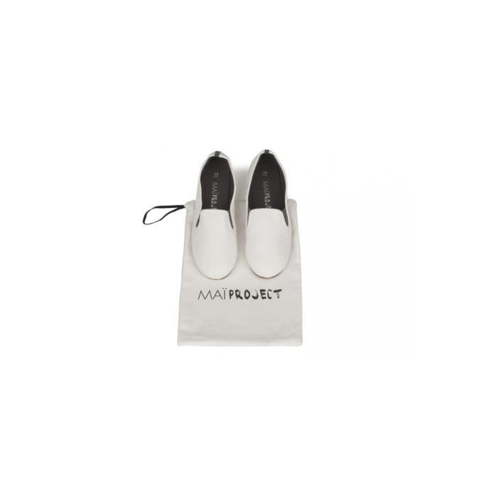 PROJECT chaussures MAI blanc MAI chaussures MAI PROJECT blanc chaussures PROJECT chaussures MAI PROJECT blanc CgqZH