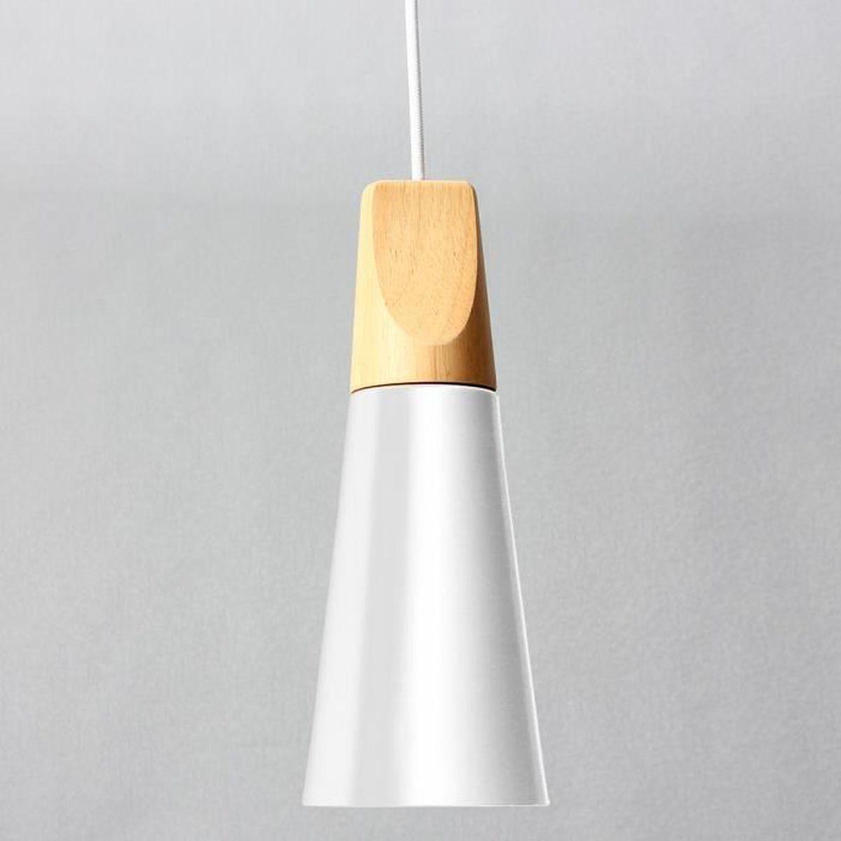 11cm Ac110 Jour Suspension Lampe U 25 Abat 240v E27 De Blanc Chevet 80nOPwNkX