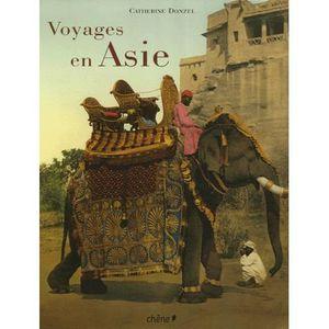 LIVRE TOURISME MONDE Voyages en Asie