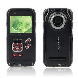CAMÉSCOPE NUMÉRIQUE LCD étanche 2.0in 16MP Caméra Caméscope numérique