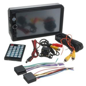 AUTORADIO 7'' Bluetooth Radio Stéréo Autoradio Tactile écran