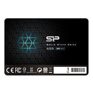 DISQUE DUR SSD Silicon Power 1TB SSD 3D NAND A55 SLC Cache Perfor