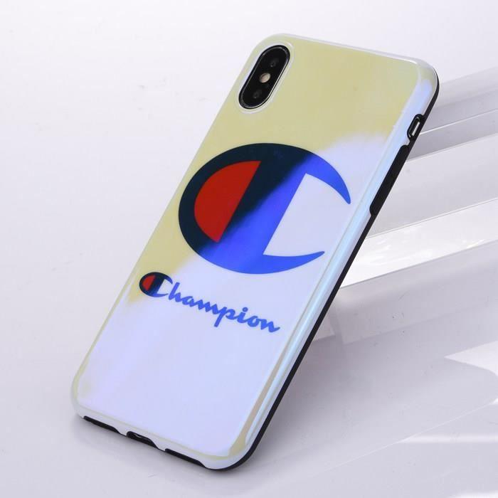 champion coque iphone x