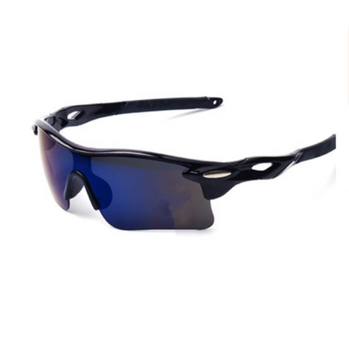 Marque Sport lunettes de Soleil Polarisées Hommes Pêche Lunettes de Soleil  Pour Hommes Lunette De Soleil Lunettes lunettes soleil 4bf71a5f8ae3