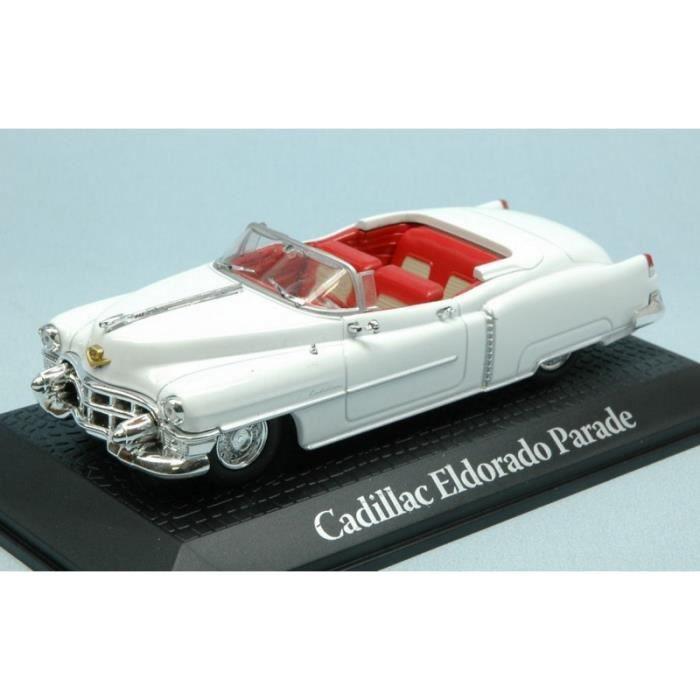Miniature Eldorado 43 Model Cadillac eisenhower 1 Vehicule Edicola Magprc608 D 1953 White Parade 9WeDHIbE2Y