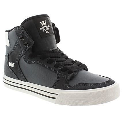 Basket Homme Supra Vaider Charcoal
