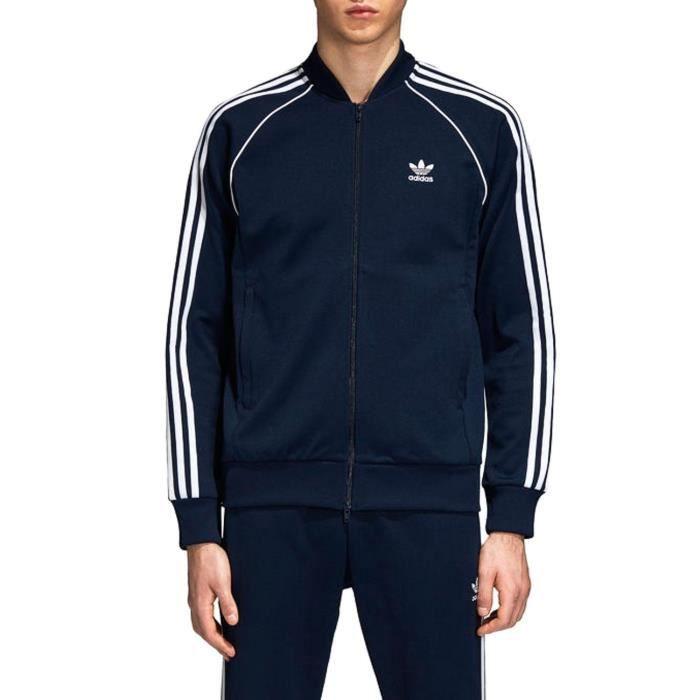Détails sur Adidas Originals Homme Veste Matelassée Classique Superstar SST manteau d'hiver noir afficher le titre d'origine