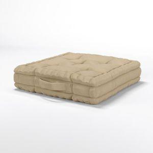 grand coussin de sol achat vente grand coussin de sol pas cher soldes d s le 10 janvier. Black Bedroom Furniture Sets. Home Design Ideas