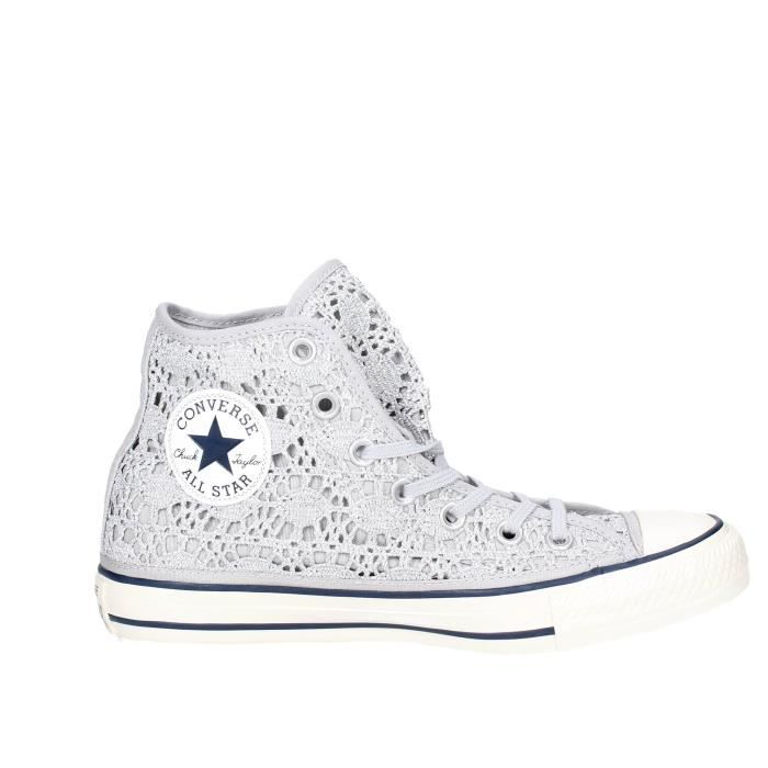 Converse Sneakers Femme Gris, 40