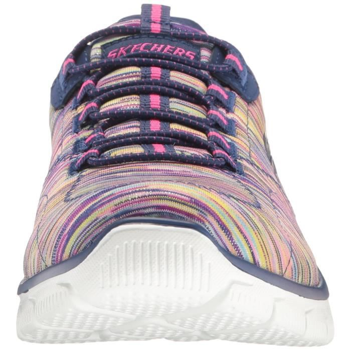 Rock Around Empire Fashion 37 Fit Sport Taille Skechers Knqj1 Relaxed 2 Sneaker 1 qgEwSpt
