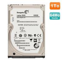 """DISQUE DUR INTERNE Disque Dur 1To SATA 2.5"""" Seagate Laptop SSHD ST100"""