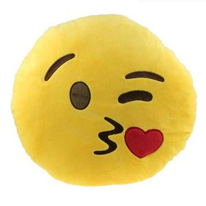 COUSSIN Home Office voiture accessoires Emoji Smiley Lance