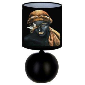 lampe de chevet reine des neiges achat vente pas cher. Black Bedroom Furniture Sets. Home Design Ideas