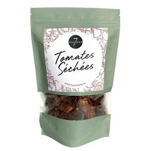 LÉGUMES SECS Tomates Séchées - Sac de Kraft de 200 gr - Maison