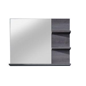 miroir de salle de bain avec tablette achat vente miroir de salle de bain avec tablette pas. Black Bedroom Furniture Sets. Home Design Ideas
