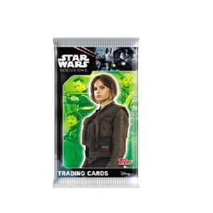CARTE A COLLECTIONNER Topps Star Wars Rogue One Trading Card Game - 1 pa