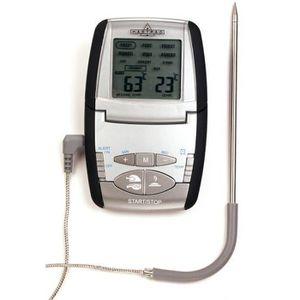 THERMOMÈTRE DE CUISINE Pour bien mesurer la température au cœur des al...
