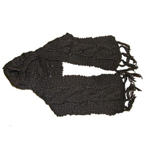ECHARPE - FOULARD Echarpe Capuche Bonnet Femme Grosse Maille Mode ! b43da434e23