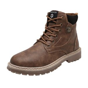 59fdd16155478 BOTTE Hommes Mode montantes Chaussures Casual Bottines C