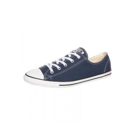 CONVERSE Chaussures femme Dainty - Marine  Bleu marine - Achat / Vente basket