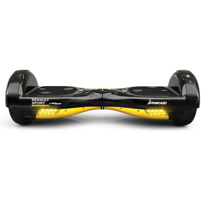 RENAULT SPORT Spinboard F1 Team S2P - 2x350W - Adulte