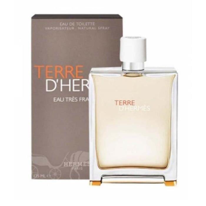 Parfums Hermes Paris Hermes Terre D Hermes Eau Tres Fraiche Eau De Toilette  200 Ml 47f82539a4b