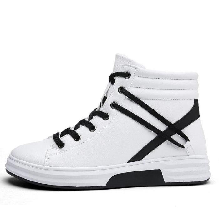 Chaussures DéTente Plus De RéSist Anti-DéRapant éPais Net Tissé Des Souplesse Homme blanc 43 R71843411_KB08 y5GUfQxU
