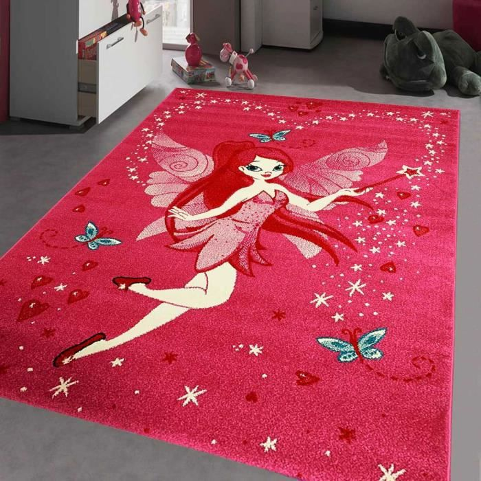 Awesome tapis pour chambre fille pas cher ideas awesome interior