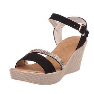 Fosh - Sandales Pour Femmes / Rafraîchissement Gris P8KHBJxM