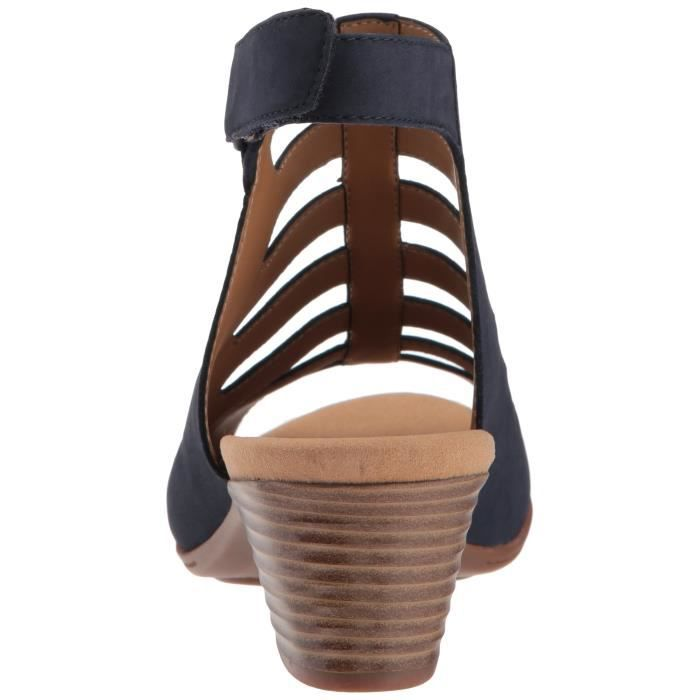 À Taille Sandales St476 Talons Les 37 1 Femmes Valarie 2 Clarks Shelly Xwn80OPkN