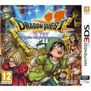 JEU 3DS Dragon Quest VII La Quête des vestiges du monde Je
