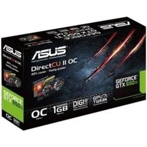 CARTE GRAPHIQUE INTERNE Asus GTX650Ti-1GD Carte graphique Nvidia Geforce G
