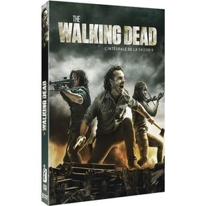DVD SÉRIE DVD The Walking Dead - L'intégrale de la saison 8