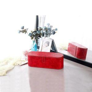 SÈCHE-CHEVEUX Rouge-Chic Sac de rangement boîte de sèche-cheveux