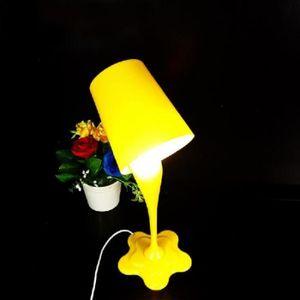 Bon LAMPE A POSER Version Yellow   Faire Publicité Creative Renverse