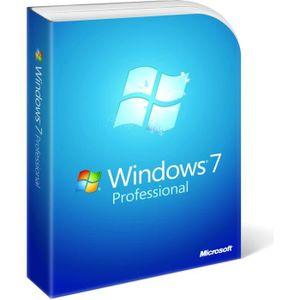 SYSTÈME D'EXPLOITATION Microsoft Windows 7 PRO SP1 32-bit (FQC-08279)