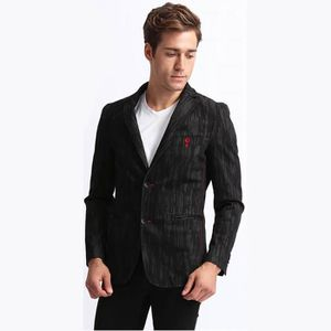 Veste costume homme a rayure