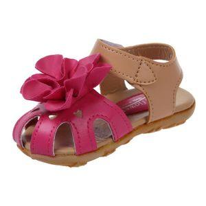 Sandale Fille Plus De Couleur Extravagant Plage Sandales Classique Confortable Chaussure Haut qualité Léger Mode Antidérapant 24-29 WGfnM