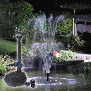Jet d eau pour bassin - Achat / Vente pas cher
