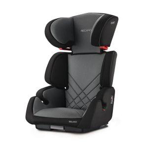 SIÈGE AUTO RECARO Siège Auto Milano Seatfix Carbon Black Grou