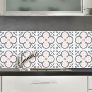 CREDENCE CREDENCE ADHESIVE LIMA GRIS ROSE 40X100 CM