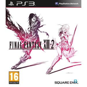JEU PS3 Final Fantasy XIII-2 Édition Collector